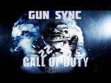 Gun Sync - COD Ghost - Sad Machine