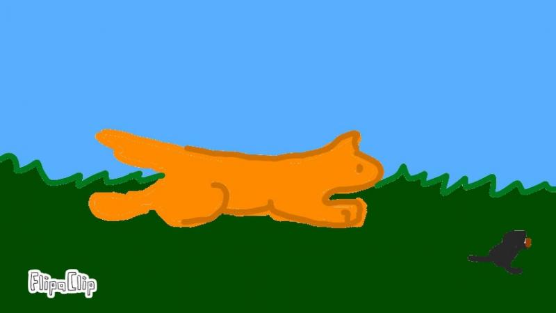 Львиносвет на охоте