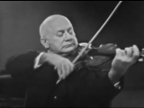 F.Kreisler(Mischa Elman) - Preghiera in the style of Padre Martini(1962)