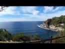 Прогулка вдоль моря в Loret de mar