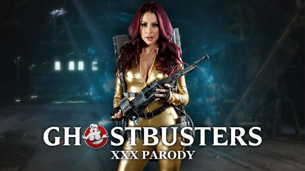 ZZSeries - Ghostbusters XXX Parody: Part 1