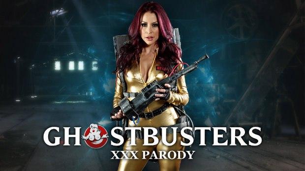 WOW Ghostbusters XXX Parody: Part 1 # 1