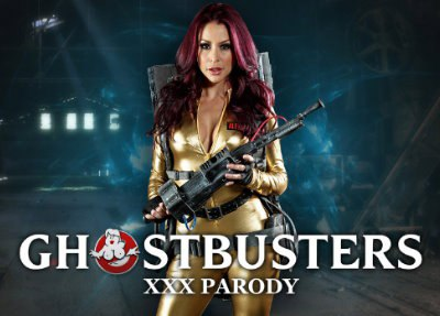 Ghostbusters XXX Parody: Part 1
