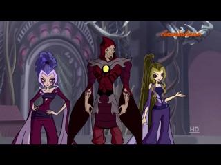 [Nickelodeon Europe HD] Winx Club Sezon 6, Bölüm 25 - Acheron (Turkish/Türkçe)