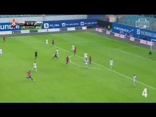 ПФК ЦСКА. ТОП-16 голов 2016 года