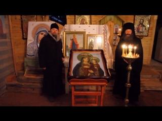Поздравление с Рождеством Христовым от монахов Реконькской пустыни