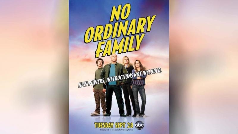 Необычная семья (2010