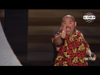 Gabriel Iglesias: I'm Sorry For What I Said When I Was Hungry | Trailer [Русские субтитры]