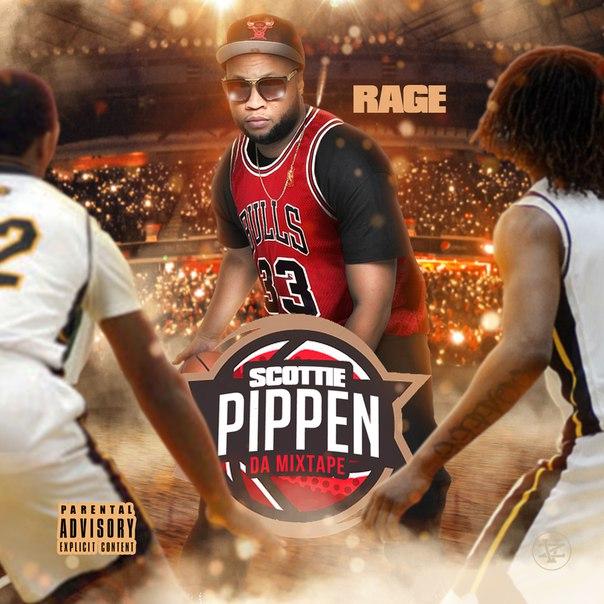 Rage - Scottie Pippen - 2016