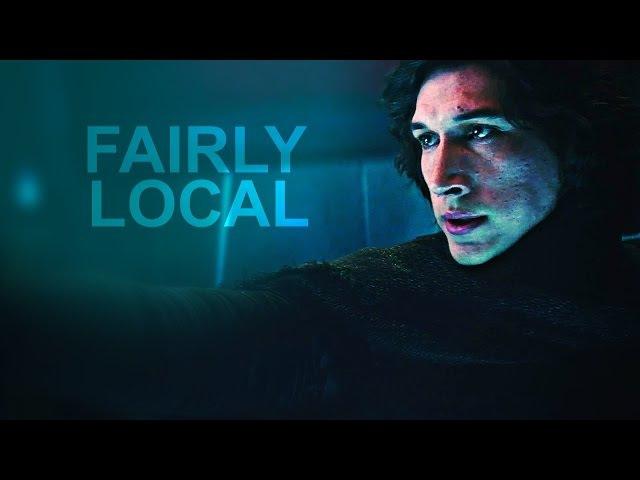 Kylo Ren | Fairly Local