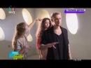 Егор Крид на съёмках клипа Папина дочка