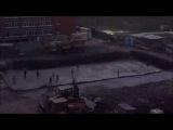 Футбольный стадион Краснодар Первая Игра