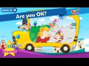 Lesson 24_(A)Are you OK? - Cartoon Story - English Education - Easy conversation for kids