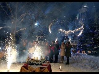 Ради любви я все смогу.Поздравления с Новым годом от актеров и СГ