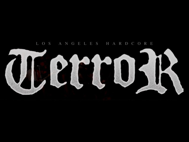 Terror @ Live ib St-Petersburg @ 3.5.2016