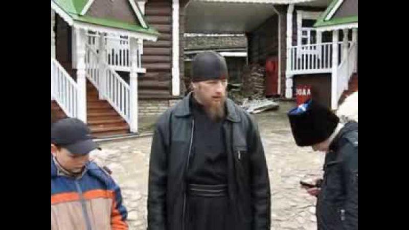 Беседы с монахом. Наставления молодым.