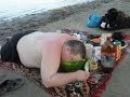 Угарные приколы на рыбалке - Пьяные рыбаки