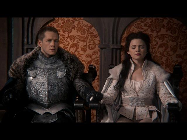 Речь Реджины/Злой Королевы перед казнью 1x10