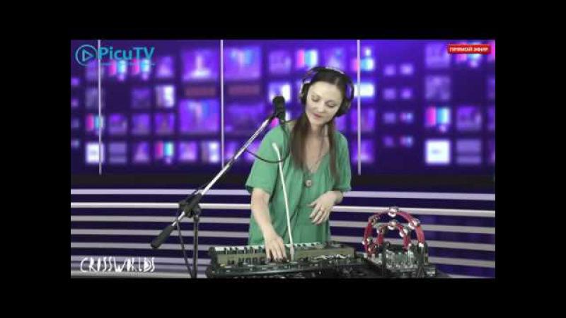 Mavka Птичка невеличка folk song live looping