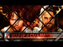 Seth Rollins vs Dean Ambrose, WWE Hell in a Cell 2014