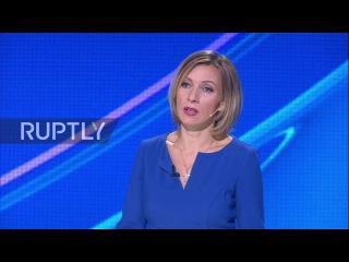 Россия: МИД представитель выражает озабоченность по поводу действий США в Сирии.