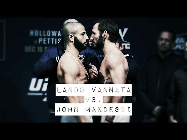 Lando Vannata vs. John Makdessi ● Fight Highlights ● HD