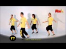 Dance choreography by Ulises Puiggrós for RITMIX