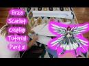 Erza Scarlet Heaven's Wheel Armor Cosplay, Part 9