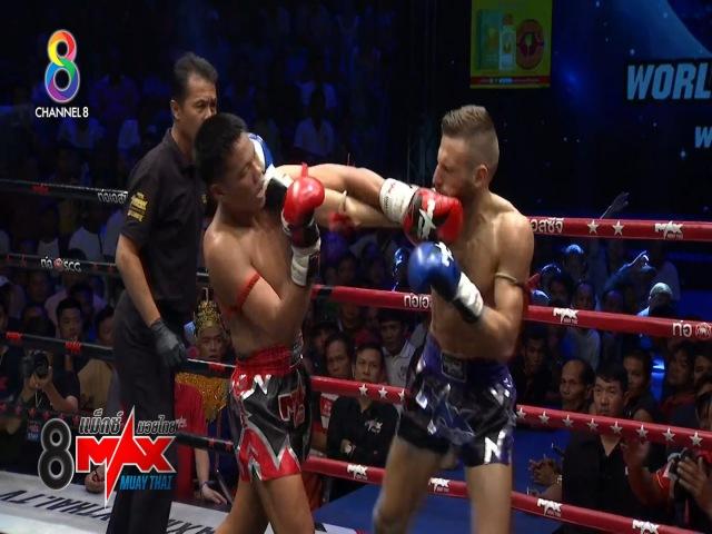 1. Shan Cangelosi (Италия) vs Jenwat Kor.Kasanon (Таиланд) 1. shan cangelosi (bnfkbz) vs jenwat kor.kasanon (nfbkfyl)
