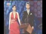 2004 semifinal Meltem Cumbul and Korhan Abay