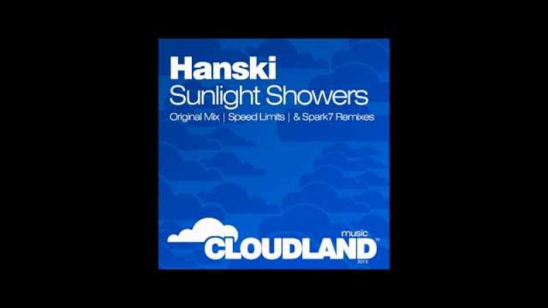 Hanski Sunlight Showers Original Mix Cloudland Music