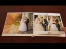 Свадебная фотокнига. Пример.