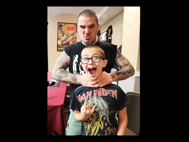 PHIL ANSELMO interview: new Superjoint record, Phil Bill project, Satan or farts, more!