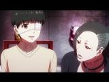 Токийский Гуль / Токийский Монстр / Tokyo Ghoul / Tokyo Kushu - Ута (прикол)
