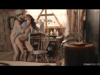 Порно грудастая девушка ковбой фото 194-580