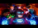 Лего Фильм: Бэтмен (третий трейлер) - The Lego Batman Movie