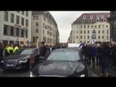Gauck hochbeliebt in Dresden dd0312