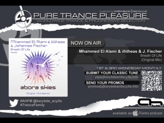 Mhammed El Alami & illitheas And Johannes Fischer - Breath Of Life (Original Mix). [Trance-Epocha]