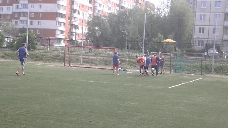 Летний Чемпионат Края 8х8. Лига 2. Упакс Юнити-Molotov-3:1. 1 тайм