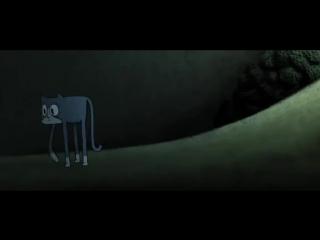Второе дыхание - мультфильм о дружбе (cat and firefly)
