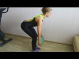 10 упражнений для ног и ягодиц в домашних условиях,как похудеть в ногах