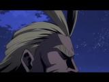 Моя геройская академия  Boku no Hero Academia 1 сезон 5 серия (JAM) (AniDub)