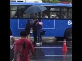 """Videos FanCam- [10.07.16] LeeJongSuk @ """"W-Two Worlds"""" Filming Set 1)"""