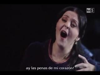 Maria Agresta Damor sullali rosee... Miserere de Il Trovatore de Verdi (subtítulos español e italiano)