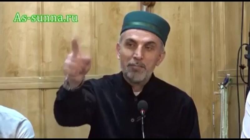 Алихаджи Сайгидгусейнов - Совершение обеденого намаза после пятничного