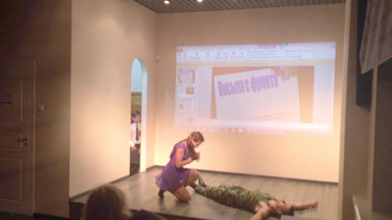 Танец Солдат в исполнении Алексея Шпилева и Марии Шмельковой