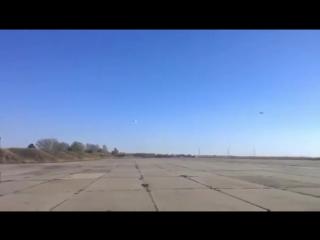 Хулиганы на лётном поле