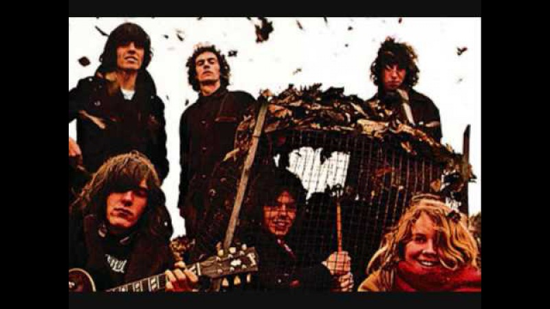 Fairport Convention ~ Meet On The Ledge