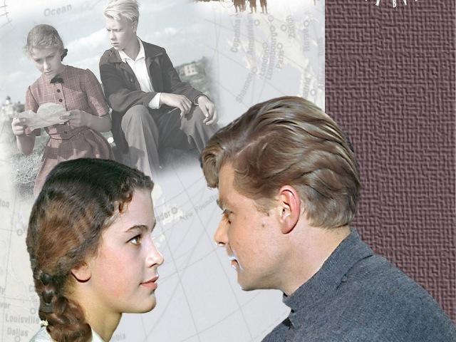 Два капитана 1955