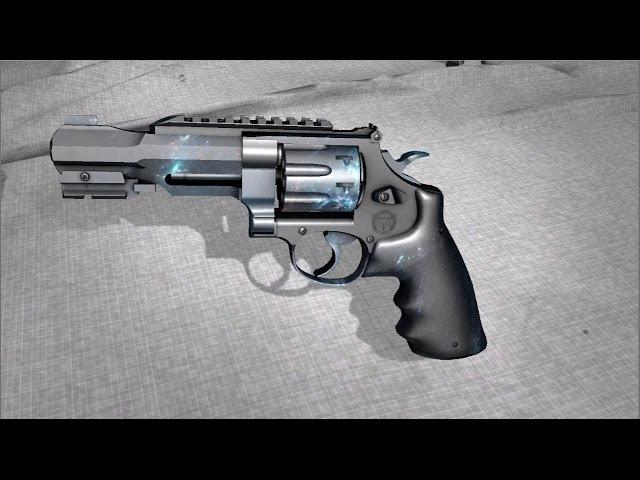 [CS:GO] Revolver R8 | Sandin